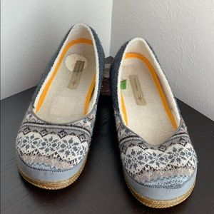 Smartwool Size 9 Gray Slip On Shoes
